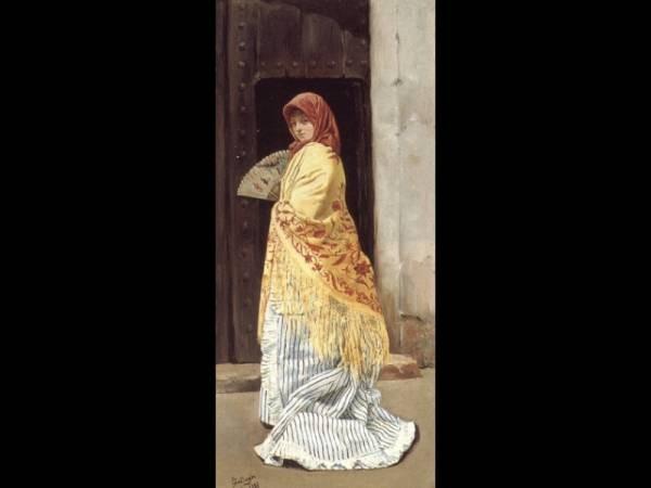 The Yellow Shawl